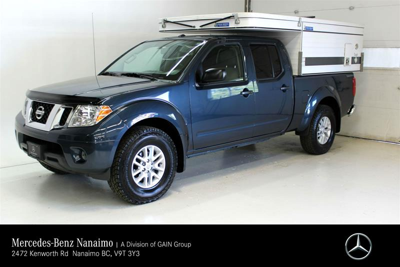 Pre-Owned 2015 Nissan Frontier Crew Cab SL 4X4 at