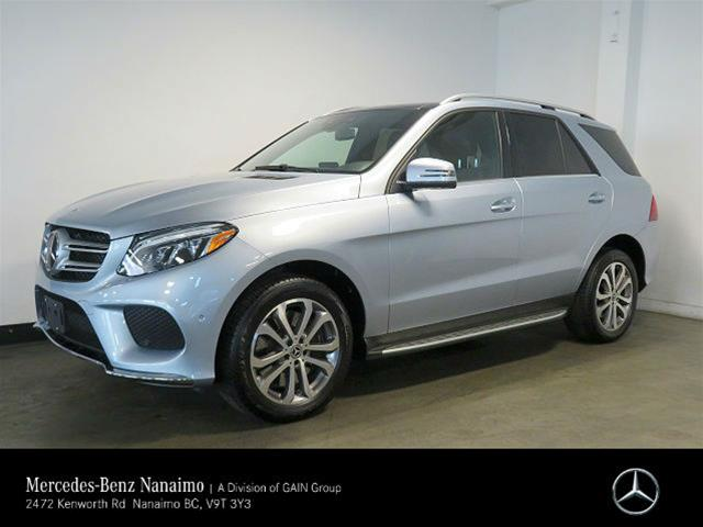 Certified Pre-Owned 2017 Mercedes-Benz GLE400 4MATIC SUV