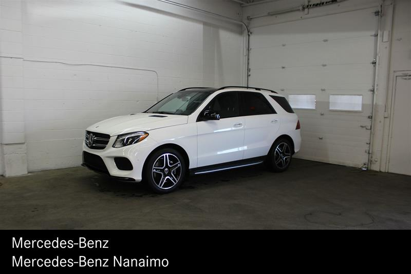 New 2018 Mercedes-Benz GLE400 4MATIC SUV