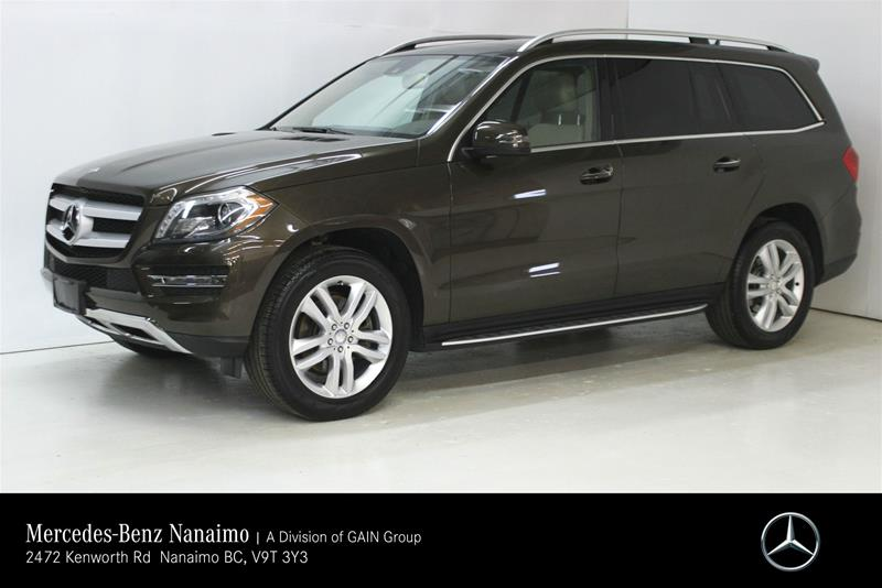 Pre-Owned 2013 Mercedes-Benz GL350BT 4MATIC