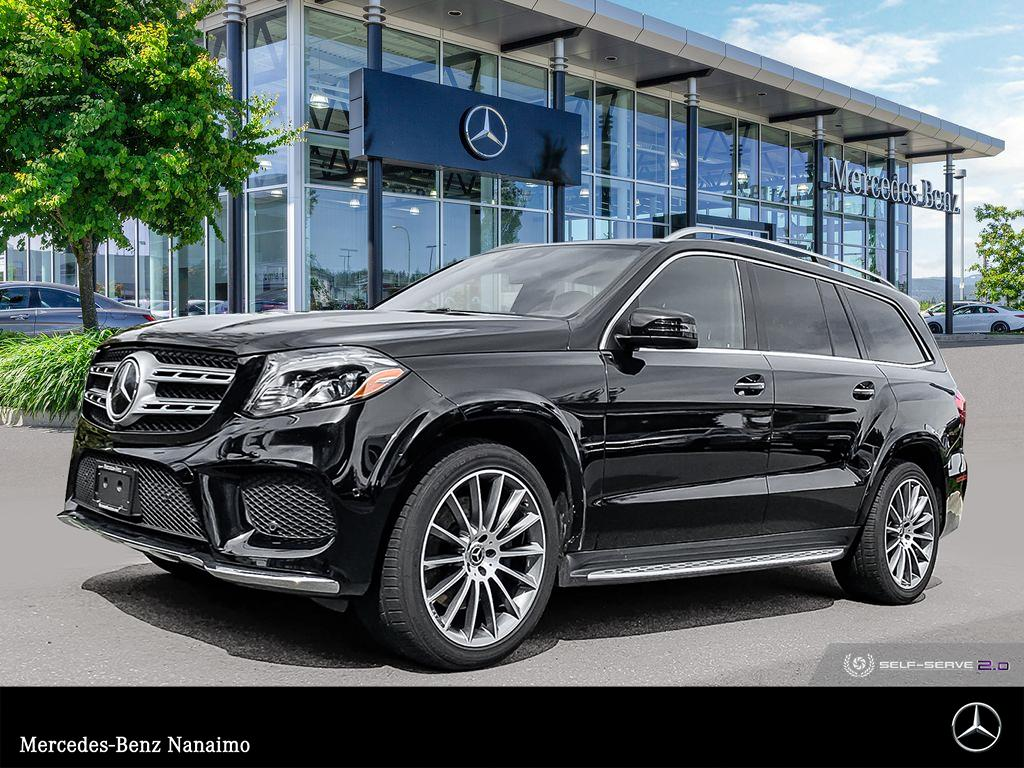 Certified Pre-Owned 2019 Mercedes-Benz GLS450 4MATIC SUV