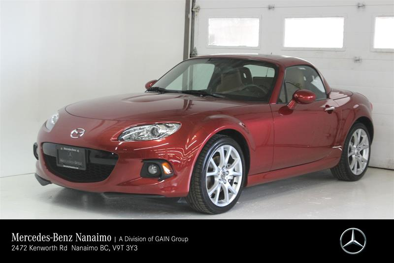 Pre-Owned 2015 Mazda MX-5 GS 6sp