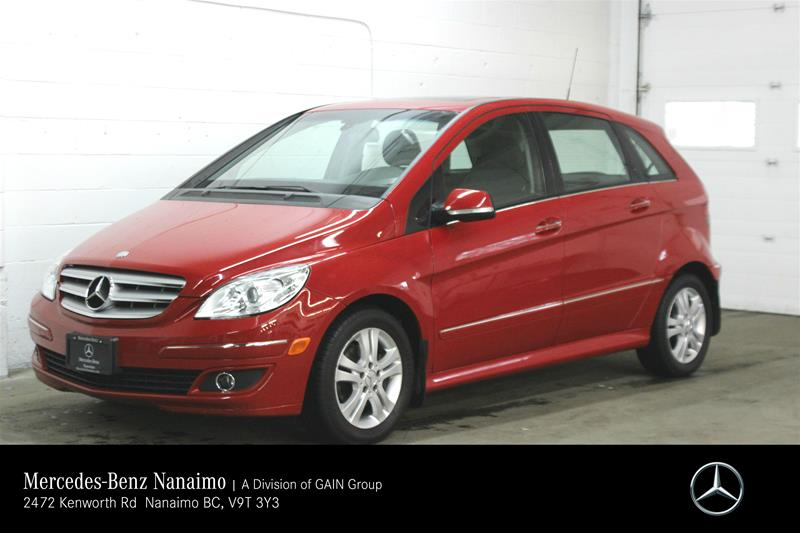 Pre-Owned 2007 Mercedes-Benz B200 Turbo