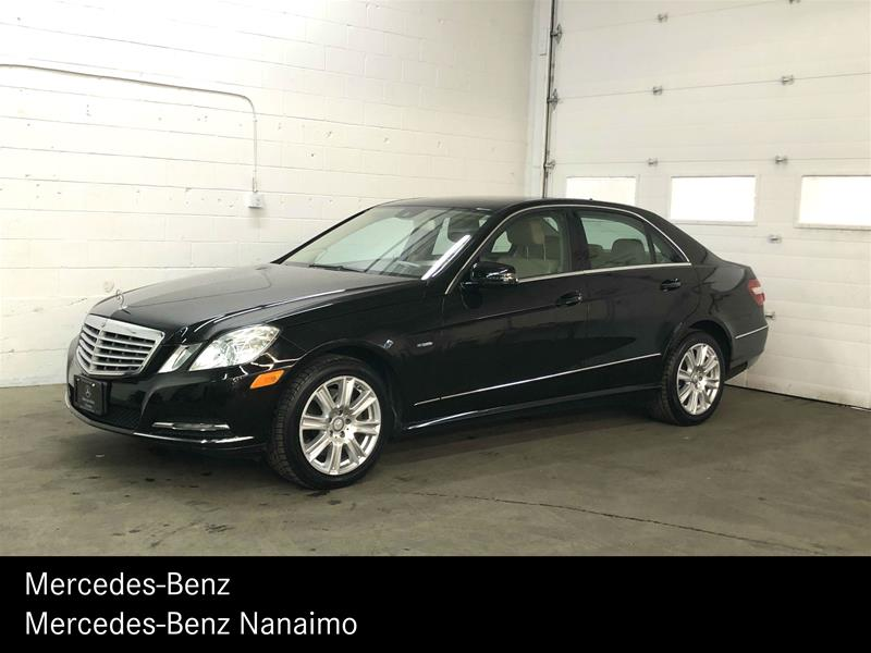 Pre-Owned 2012 Mercedes-Benz E350 BlueTEC Sedan