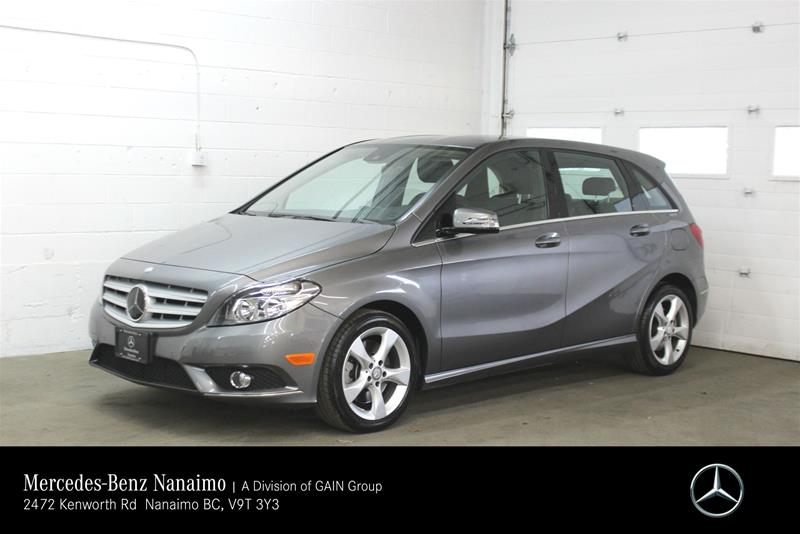 Pre-Owned 2013 Mercedes-Benz B250