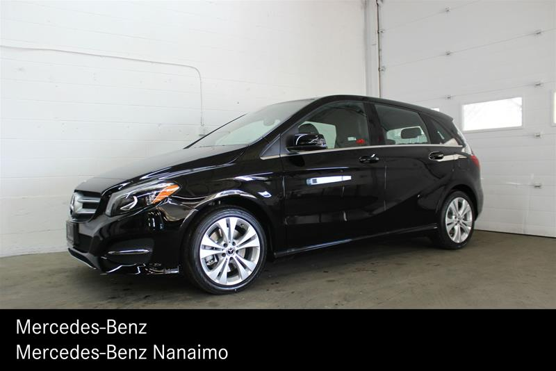 New 2019 Mercedes Benz B250 4matic Sports Tourer