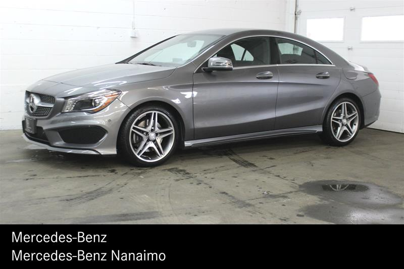 Pre-Owned 2016 Mercedes-Benz CLA250 4MATIC Coupe