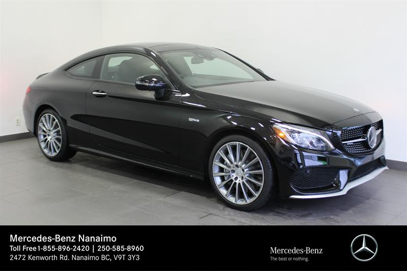 New 2017 Mercedes Benz C43 Amg 4matic Coupe 2 Door Coupe