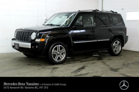 Pre-Owned 2008 Jeep Patriot Sport 4D Utility 4WD