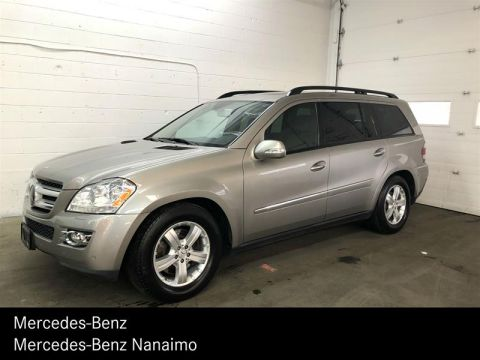 Pre-Owned 2007 Mercedes-Benz GL450 4MATIC