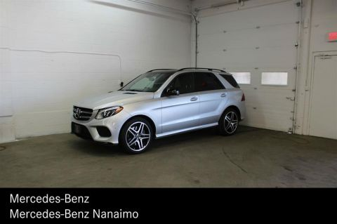 New 2017 Mercedes-Benz GLE400 4MATIC SUV