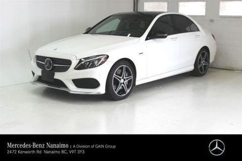 Pre-Owned 2016 Mercedes-Benz C450 AMG 4MATIC Sedan