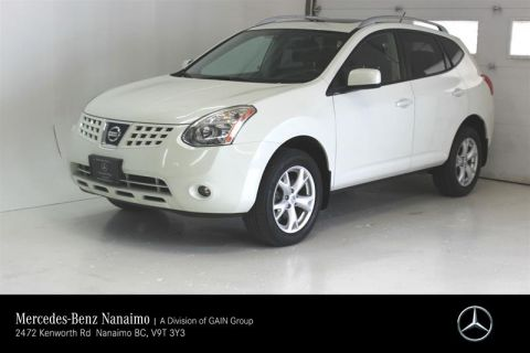 Pre-Owned 2008 Nissan Rogue SL AWD CVT