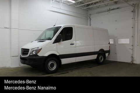 New 2017 Mercedes-Benz Sprinter V6 2500 Cargo 144