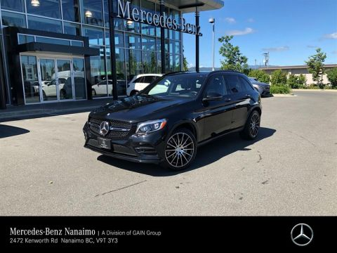 Pre-Owned 2017 Mercedes-Benz GLC43 AMG 4MATIC SUV