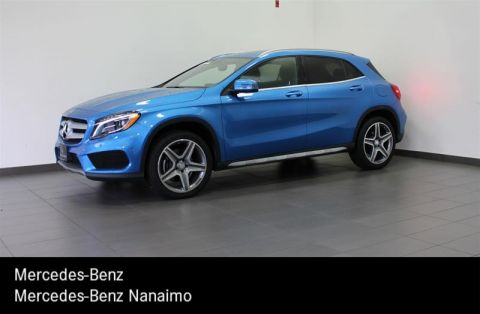 Pre-Owned 2015 Mercedes-Benz GLA250 4MATIC SUV