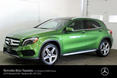 Pre-Owned 2016 Mercedes-Benz GLA250 4MATIC SUV