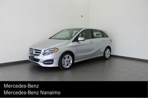 New 2018 Mercedes-Benz B250 Sports Tourer