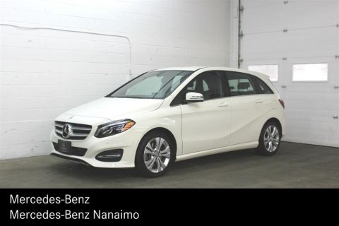 Pre-Owned 2015 Mercedes-Benz B250