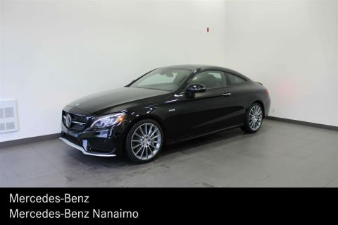 Pre-Owned 2017 Mercedes-Benz C43 AMG 4MATIC Coupe